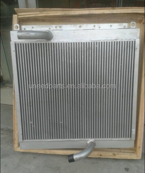 Factory supply Hitachi EX200-1 hydraulic oil cooler