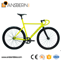 6061 Aluminum 700C China Fixie Bicycle ASB - FG - A10