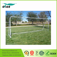 3m*2m Good quality soccer goal football goal post supplier with net