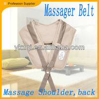 vibrating slimming belt with heating/ slimming massager belt /build up body massager belt