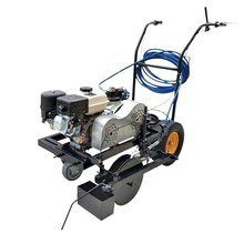 Cold Plastic Road Marking Airless Spray Machine for Sale