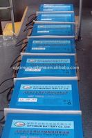 electric bus LiFePO4 battery pack 554V-400Ah with suitable BMS and charger