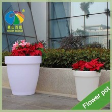 hight quality wholesale concrete planters led planter illuminates led flower pot for vertical garden