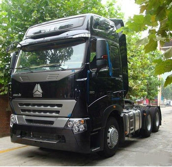 SINOTRUCK STR brand 6*4 tractor truck with good quality