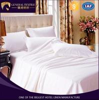 Shanghai General 400 thread count 100% cotton satin hotel bedding set