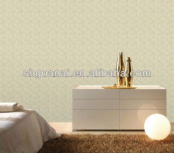 2013 textured modern design non-woven wallpaper sale/wall papers bedroom (0.53m*10m)