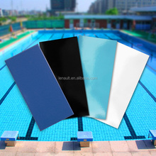 dark blue colour bathroom ceramic wall tile swimming pool tile