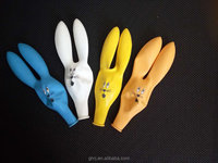 Rabbit Head Toy Balloons for Kids