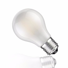 LED Filament Dimmable Bulb 60W Equivalent, Frosted Glass Cover COB LED Filament Light, A19/A60