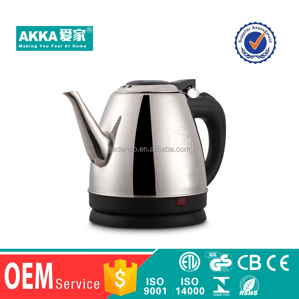 Cheapest hot water car electric drip gooseneck kettle and teapot