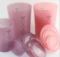Food grade standard silicone measuring cup set