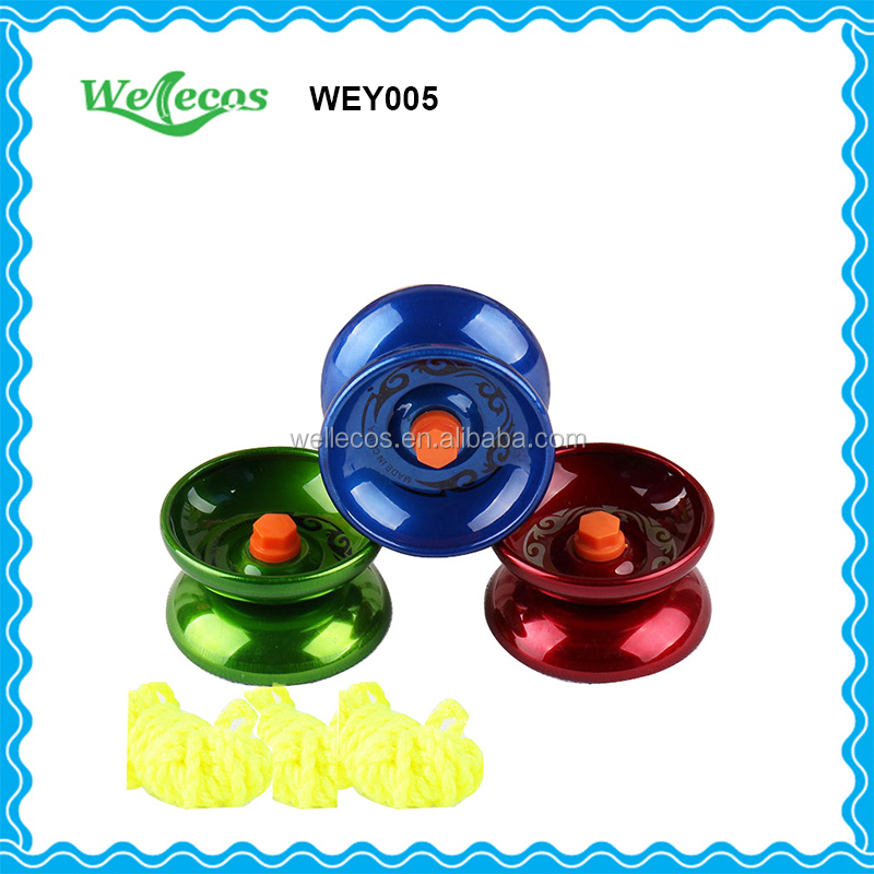 Metal Children toy Cheap Price Customize Yoyo for Wholesale