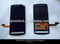 For Nokia n700 lcd with touch screen digitizer assembly