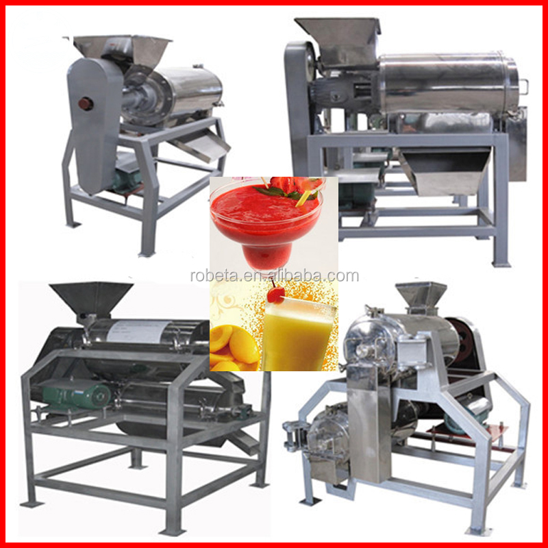 commercial fruit/ juice extractor/Vegetable Fruit Crusher Machine (Skype: kathy.huang666)