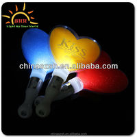 manufacture super lovely plastic led magic wand