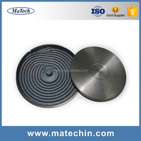 OEM Good Quality Heating Plate Shell Moulding Casting Iron Process