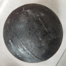 100mm high chrome cast steel grinding iron media ball, for ball milling mill
