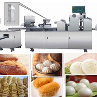 Pastry Making Equipment Paratha Machine Automatic