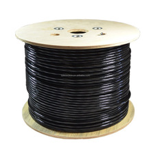 1000Ft Direct Burial Outdoor High Performance Cat 6 550 MHz Data Cable