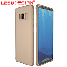 LEEU DESIGN trending products oil injection candy colors soft tpu cellphone case for samsun g galaxy s8 plus edge