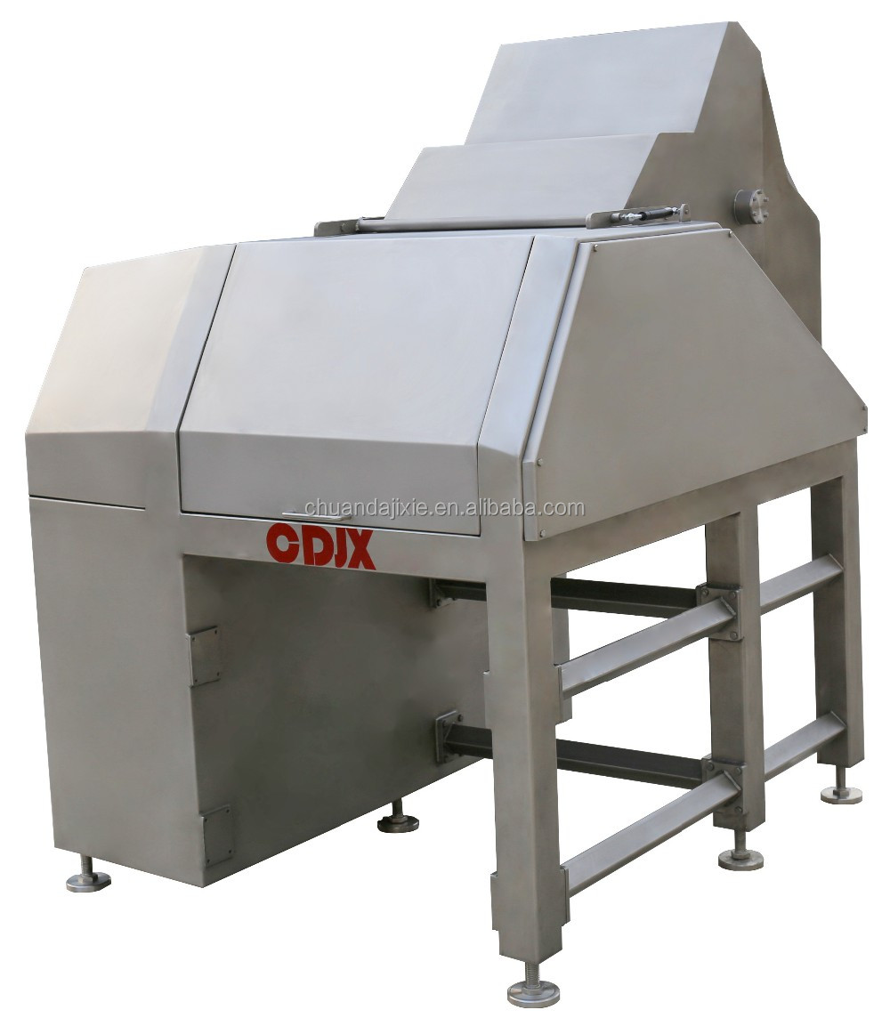 Frozen Meat Flaker/Automatic Beef Steak Cutting Machine CDQ200