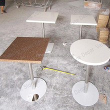Joint Seamless Corians Solid Surface Table Top,Dinner Table Top