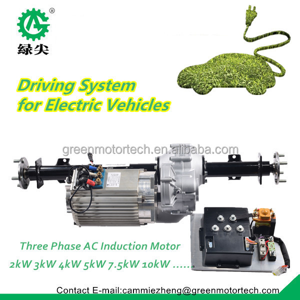 electric golf cart transmission kit assembly drive system