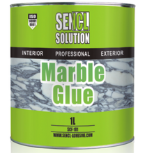 Marble adhesive construction glue for fixing granite