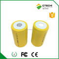 Emergency light battery d size nicd battery 4500mah 1.2v rechargeable battery