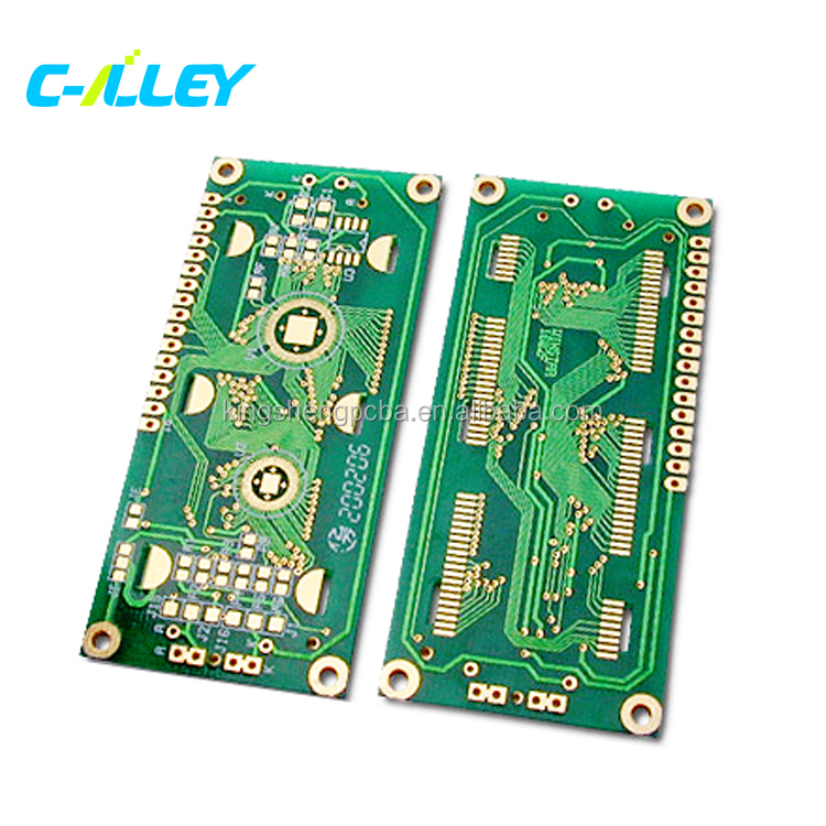 led 715 circuit with Throug-hole PCB Assembly,Turnkey pcb assembly(pcb,pcba&housing)