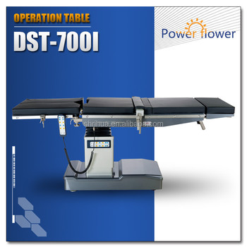 DST-700I more than 15 years factory direct high quality surgical tables