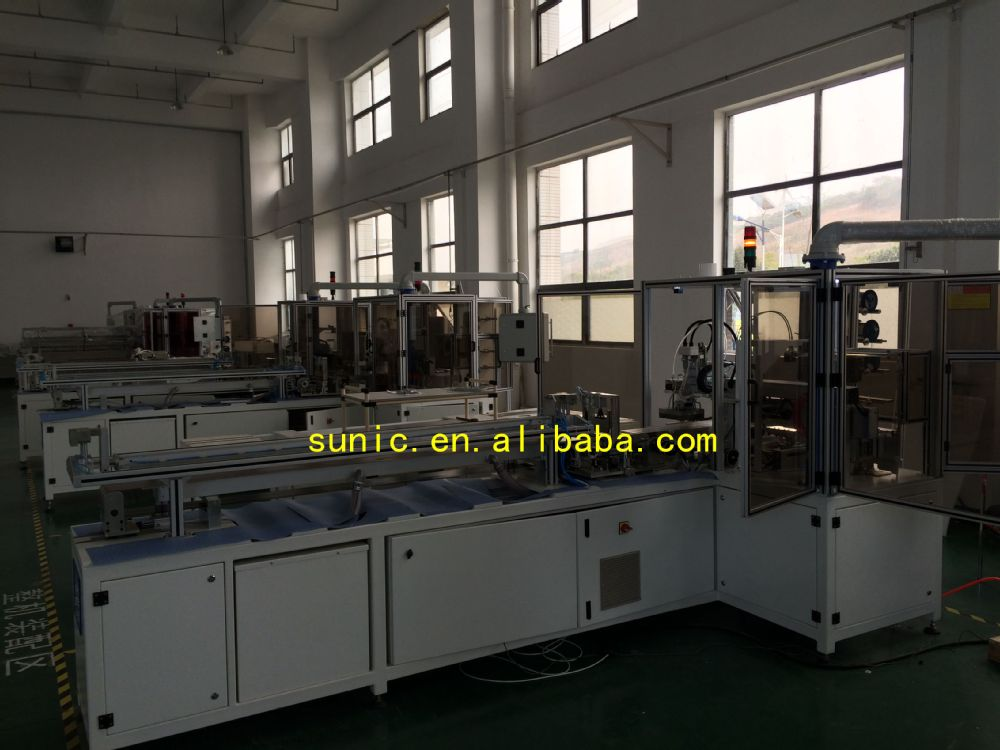 5mW 10mW 30mW 50mW 100mW 150mW Turnkey Solar Panel Production Line