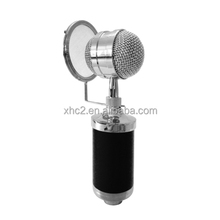 new products KTV Mic Condenser Sound Recording Microphone with Shock Mount & Pop Filter for PC & Laptop