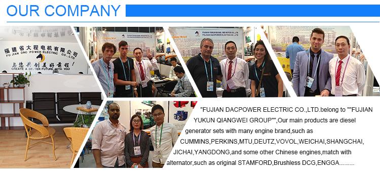Compact prix bas Chine Made OEM personnalisé 15KW-18.75KW dynamo la production d'électricité