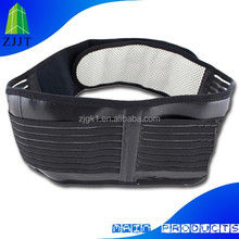 High quality self heating Magnetic fiber waist support massagers