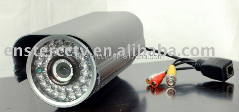 Wireless Pan-Tilt Internet IP Camera /Webcam with Auto IR-LED illumination
