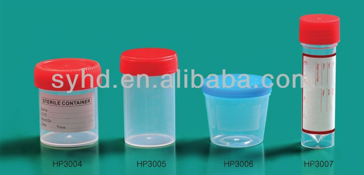 Disposable urine and stool container