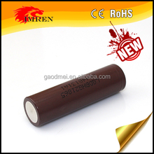 100% authentic LG Chem ICR18650 HG2 3000mAh 20a 18650 battery 3.7v li-ion 3000mah rechargeable