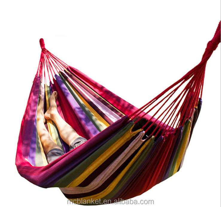 canvas hammock