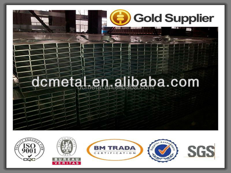 Alibaba gold supplier building material, China manufacture good quality ASTM A500 Square tube
