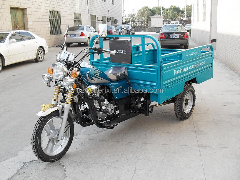 Motor Tricycles with Cargo 150cc 200cc 250cc
