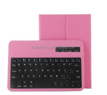 "7"" Leather Keyboard Tablet Case for kandle tablet case"