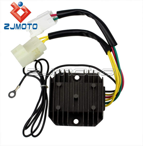 ZJMOTO motorcycle 12 voltage regulator rectifier for Honda CBR1000 CBR1000RR CBF1000
