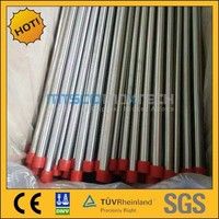 Stainless Steel Small Size Seamlee Clean Tubing TP316/316L