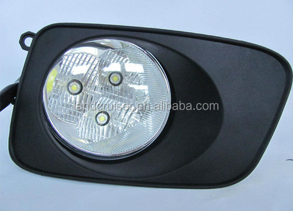 2007 TOYOTA AXIO Front fog lamp