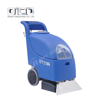 DTJ2A Commercial Automatic Carpet Cleaning Machine With Hot Water Cleaning
