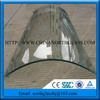 Curved Glass Panels Low Price Bent Toughened Glass