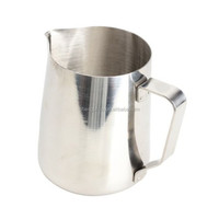 High Quality 150ML Stainless Steel Expresso Kitchen Craft Coffee Frothing Milk Latte Frothing Jug Fancy Coffee Foam Cup Pitcher