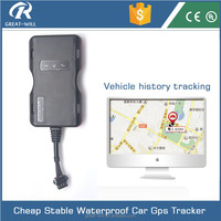TR06S Real time online tracker car gps with russian arabic language