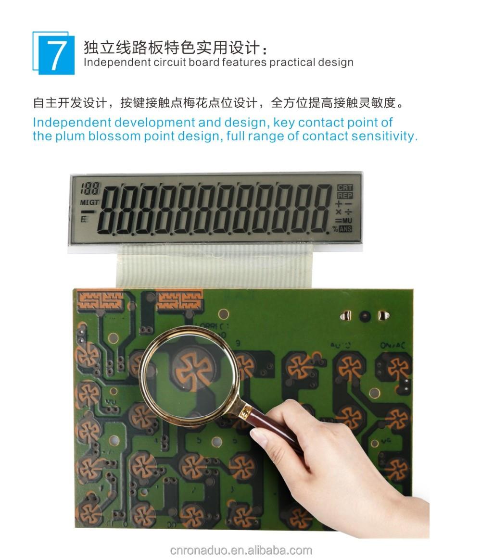 Controllare e correggere calcolatrice elettronica ct 512 for Calcolatore del prezzo della costruzione domestica